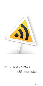 RSS feed Icon-Sign v1.0